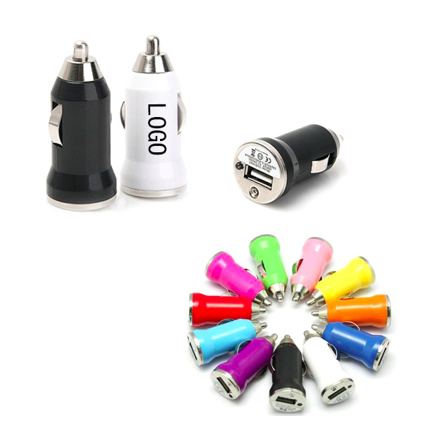 USB Car Charger,Car-Mounted Charger